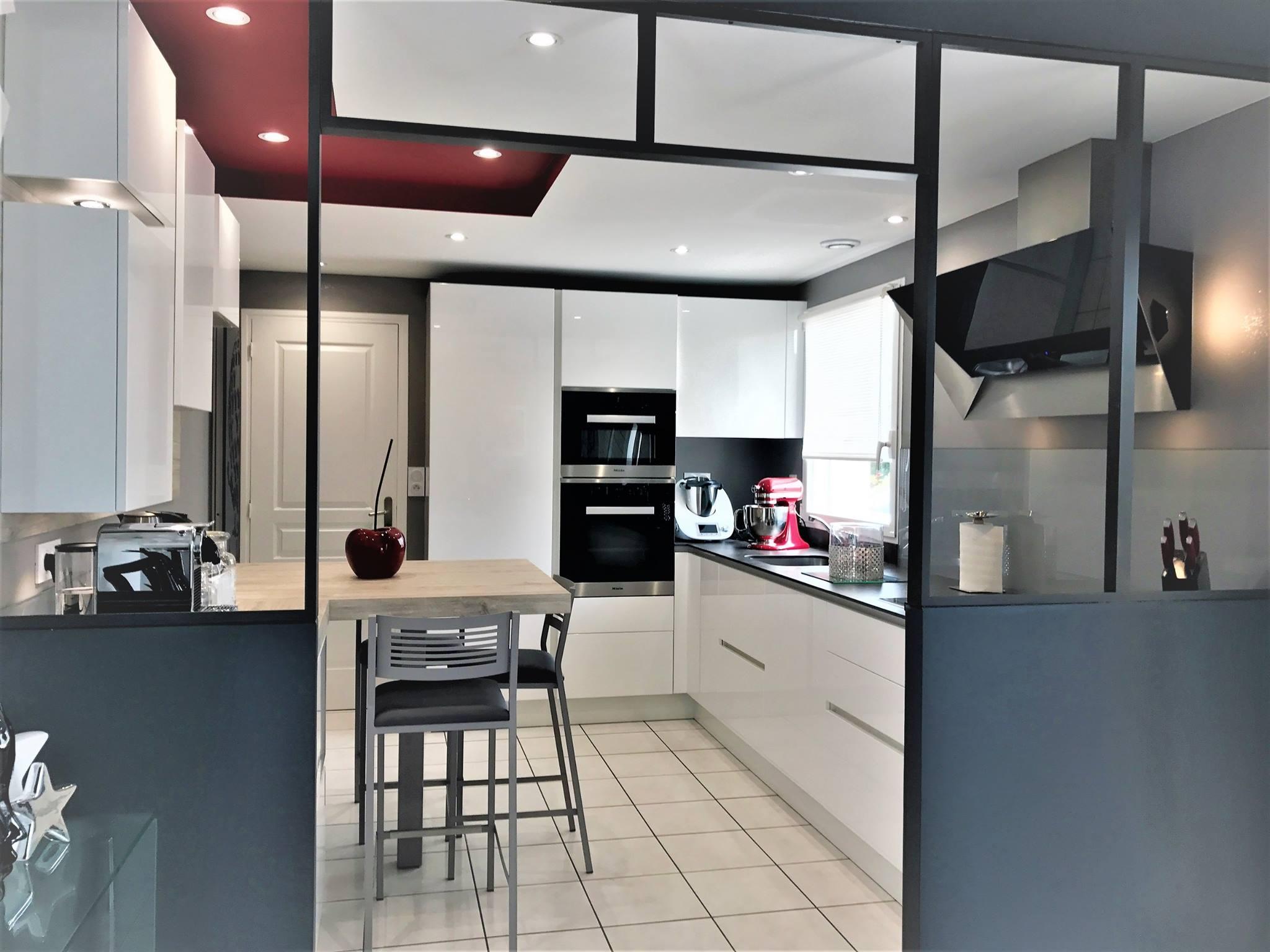 cuisine armony tr gunc cuisines kergourlay. Black Bedroom Furniture Sets. Home Design Ideas