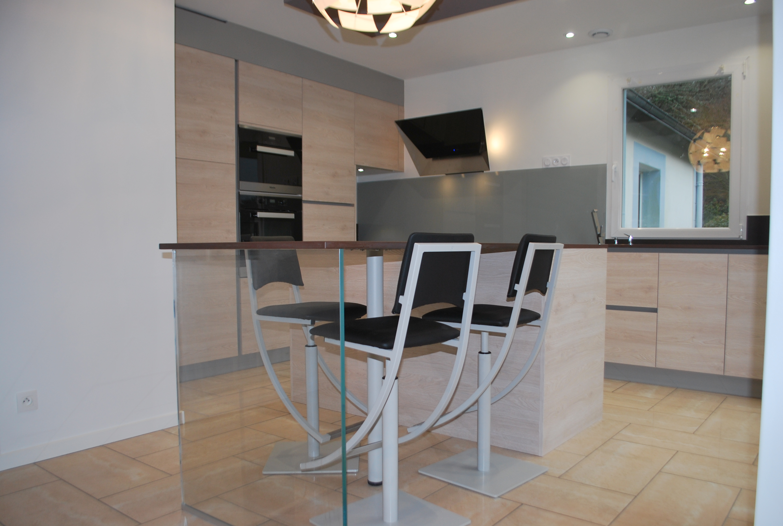 cuisine armony cucine mo lan sur mer cuisines kergourlay. Black Bedroom Furniture Sets. Home Design Ideas